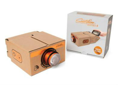 Luckies of London Smartphone Projector 2.0