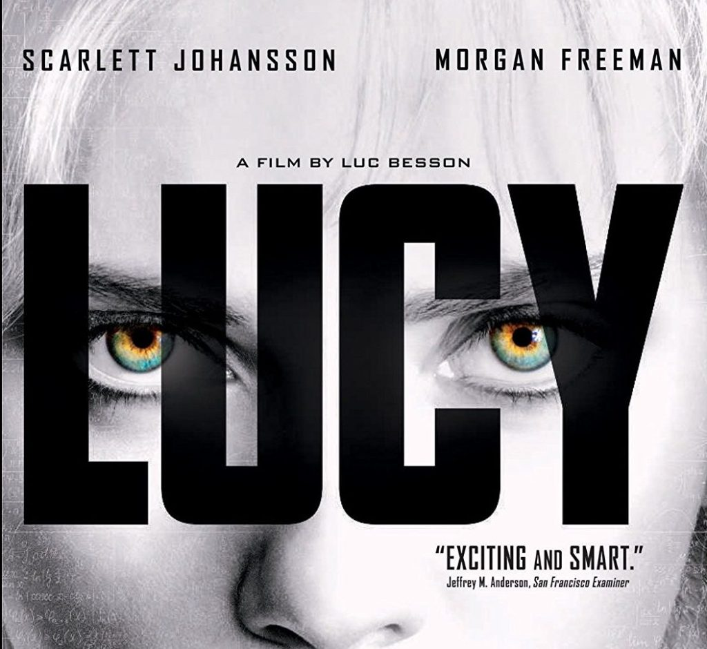 Lucy, a Luc Besson Film