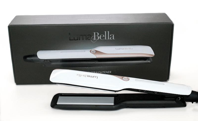 LumaBella Cool Mist Hair Straightener