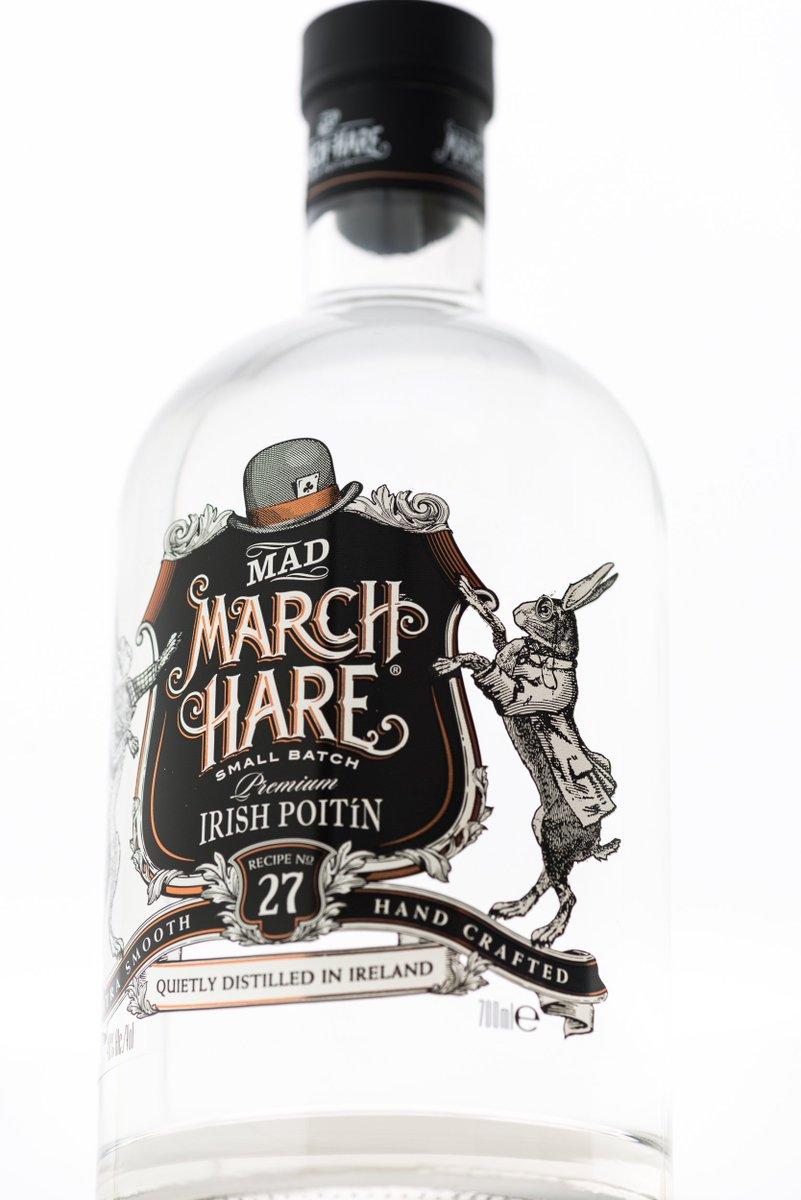 Mad March Hare Poitin