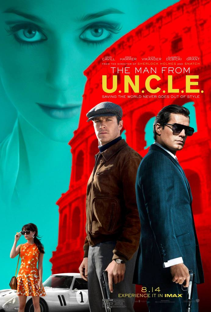 man from uncle henry cavill armie hammer