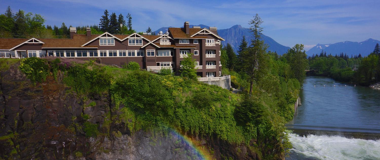 Salish Lodge & Spa Twin Peaks