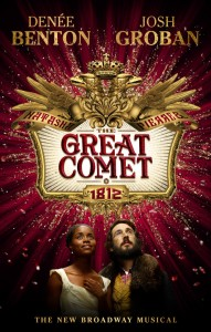great comet broadway show
