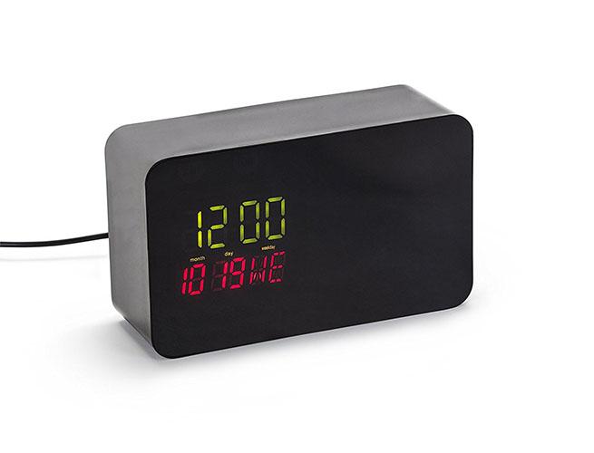 Nest alarm clock