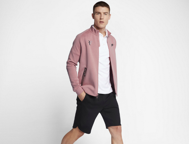 Celebrate Roger Federer S 8th Wimbledon Win With This Nike Jacket Spy