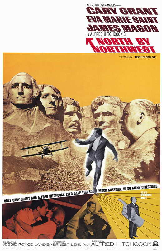 north by northwest cary grant hitchcock
