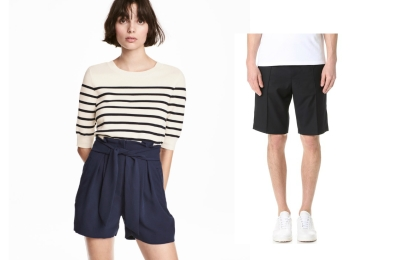 office shorts