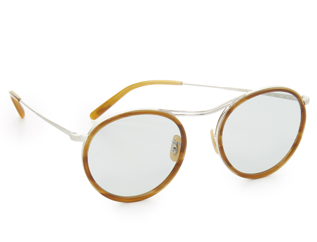Oliver Peoples Iconic MP-3 Sunglasses Get