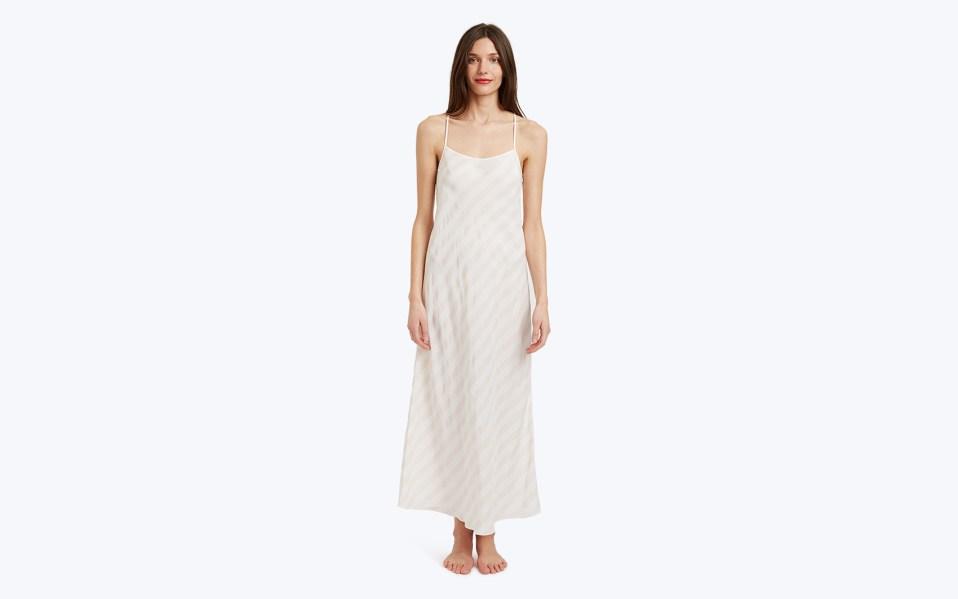 Sleep Jones Silk Dress