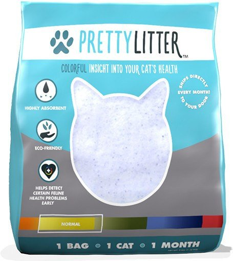 cat litter prettylitter