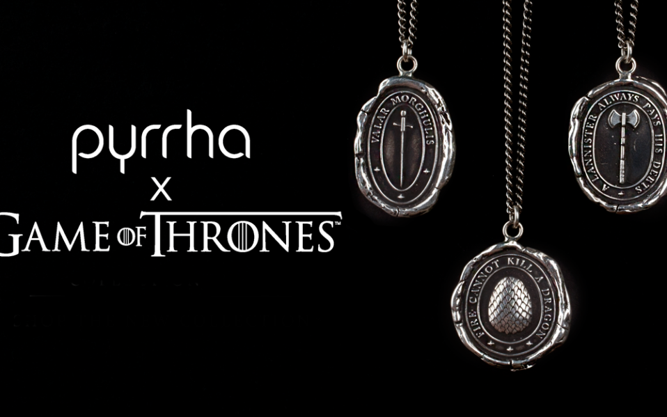 Pyrrha's Game of Thrones Collection is