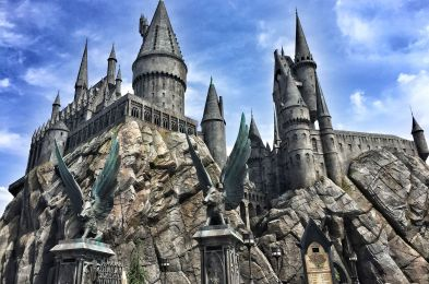 The Wizarding World of Harry Potter, Universal Studios Hollywood, Los Angeles, America - 06 Apr 2016