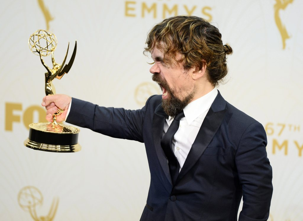 peter dinklage emmy awards game of thrones