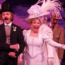 'Hello Dolly' on Broadway curtain call, New York, USA - 15 Jun 2017