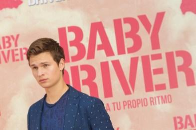 'Baby Driver' film premiere, Madrid, Spain - 23 Jun 2017