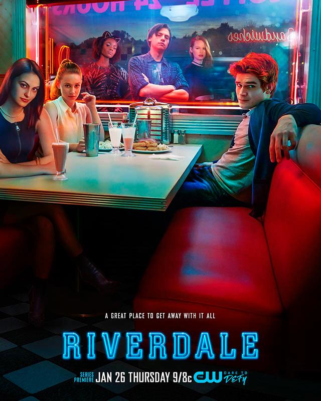 riverdale cw mystery twin peaks
