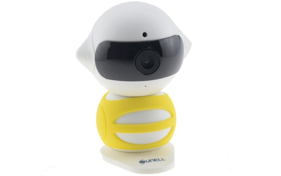 Security camera robot