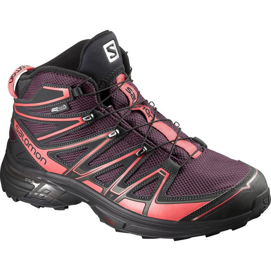 Salomon Women's X-Chase Hiking Boot