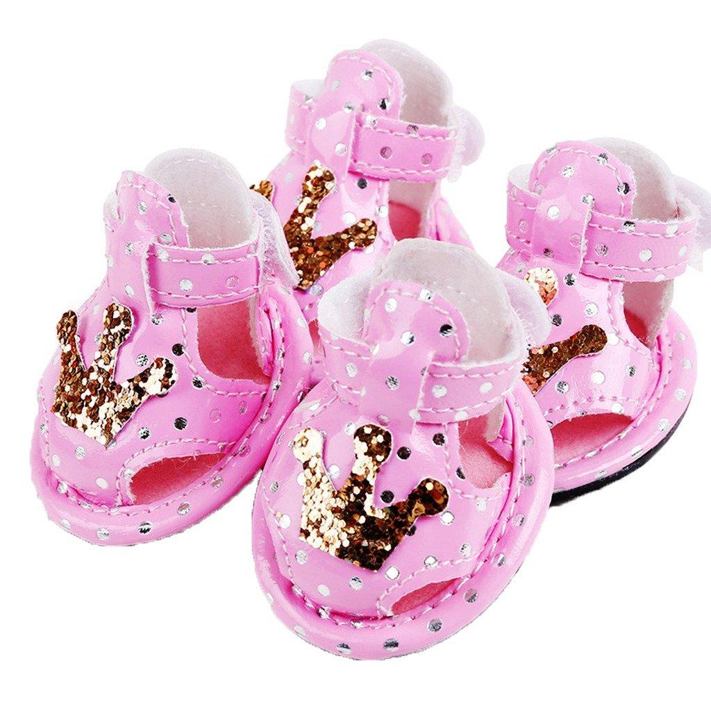 dog sandals summer shoes