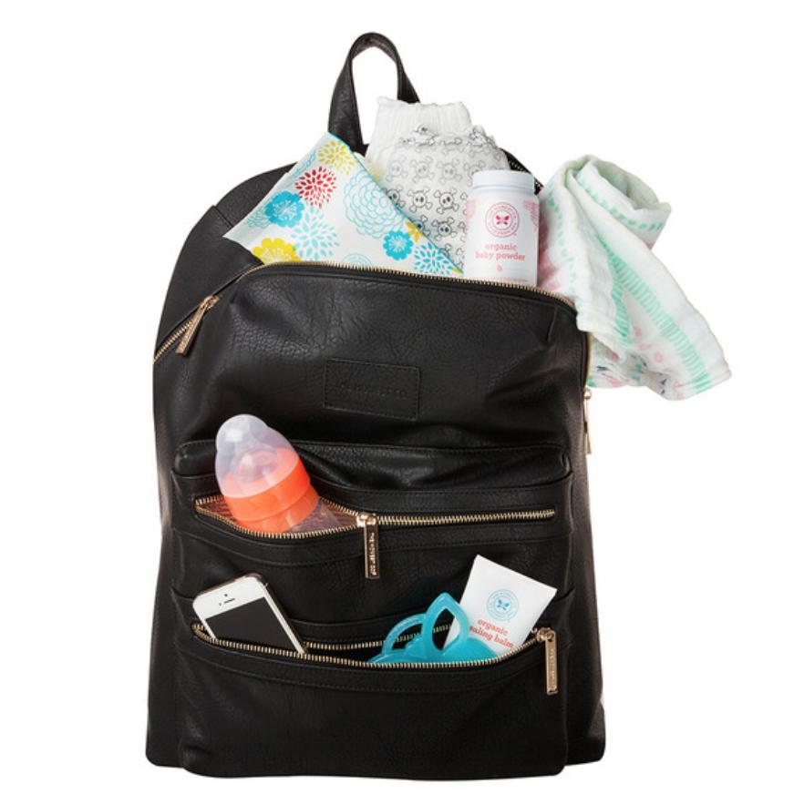 honest company city diaper bag