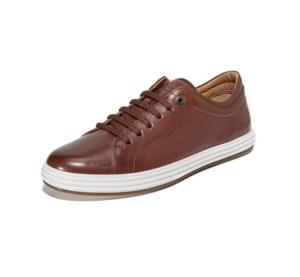 Ferragamo Men's Leather Sneakers