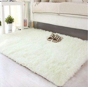 shaggy carpet fut