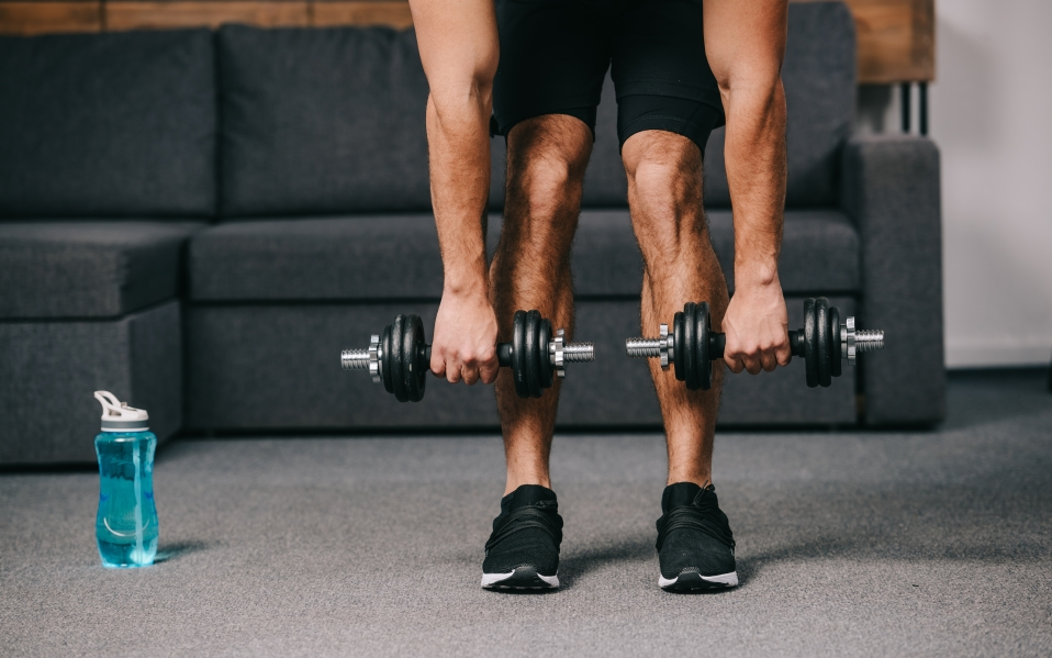 Best Dumbbells home workouts