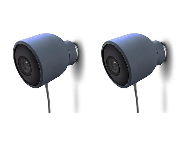 Nest camera skins