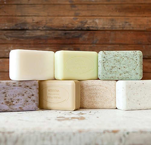 French soap lavender