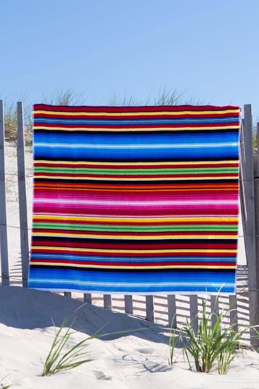 caro home beach towel