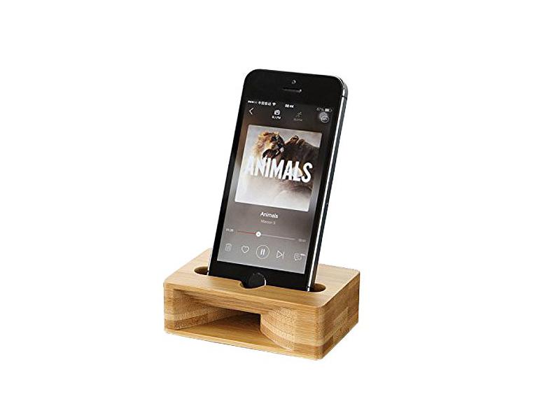 Cell phone speaker