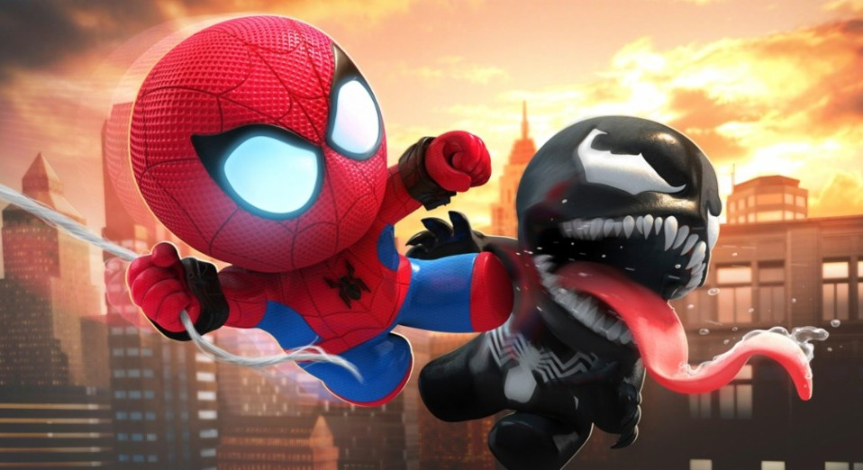 spiderman homecoming toy best buy