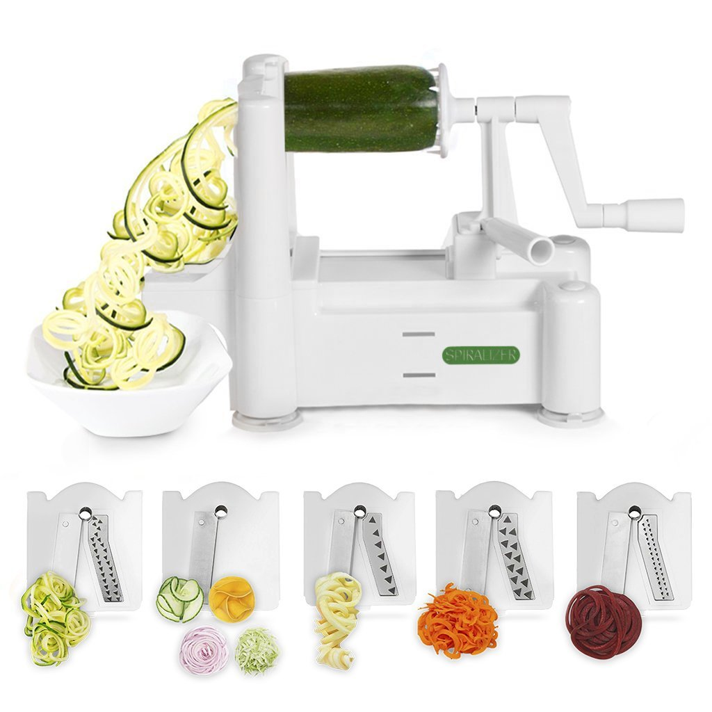 kitchen accessories Amazon vegetable spiralizer