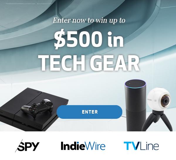 Enter Win up $500 Tech Gear!