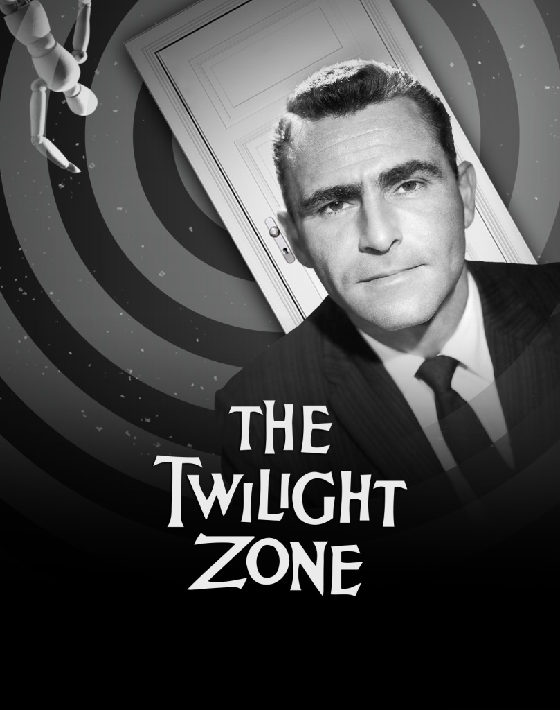 twilight zone rod serling supernatural