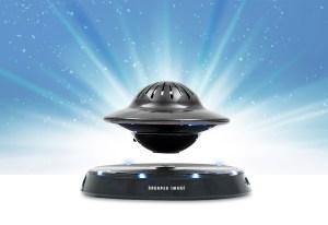 ufo levitating bluetooth speaker