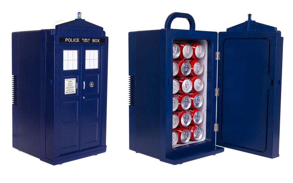 These Are Unique Mini Fridges For
