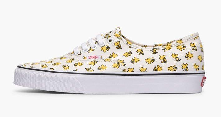 Peanuts Vans sneakers
