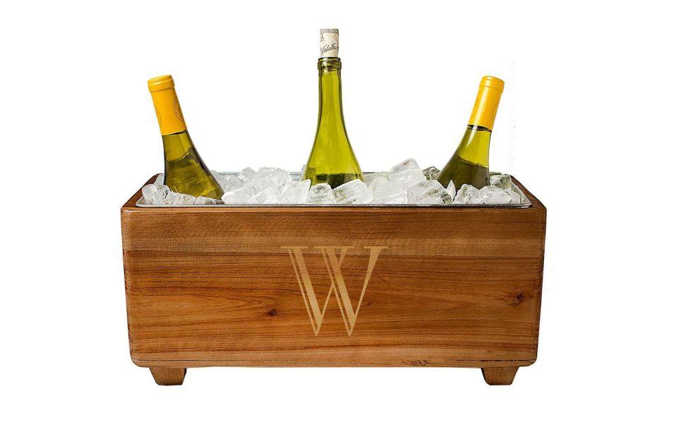 wine trough