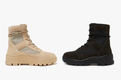 Yeezy Mens Combat Boot