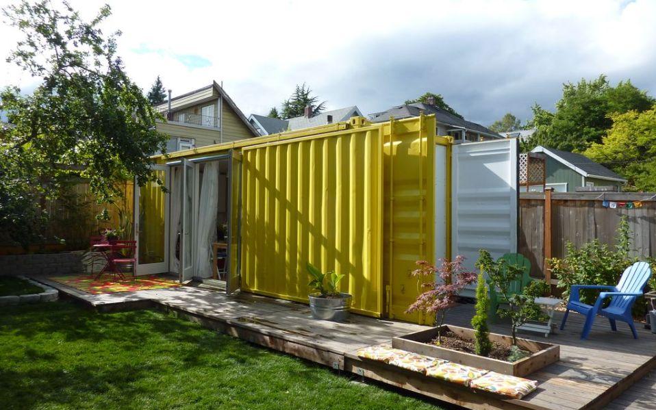 VRBO Tiny House Seattle