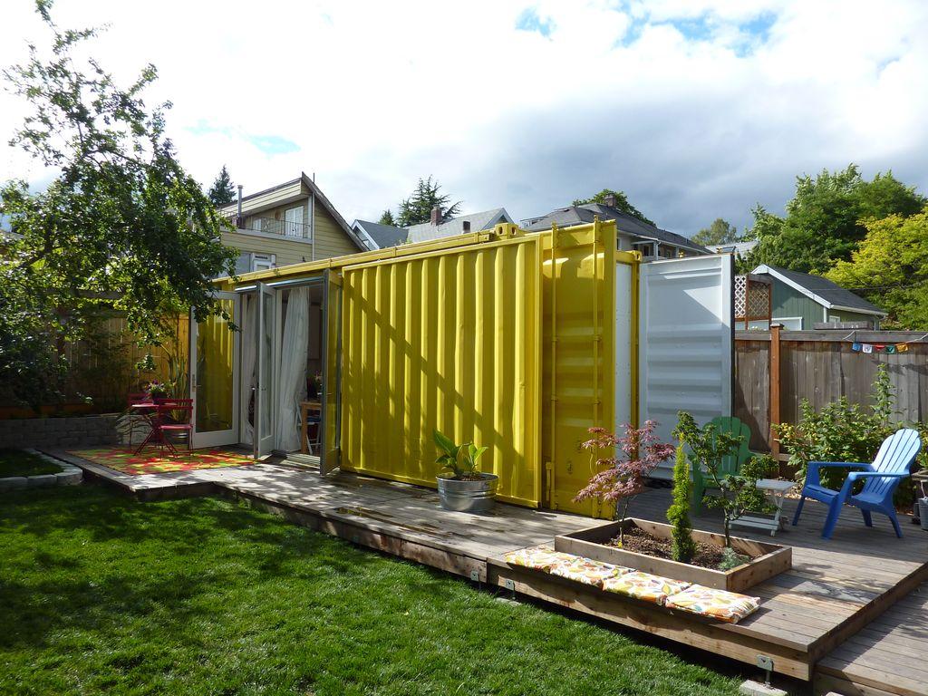 VRBO Shipping Tiny House Rental