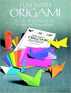 Book Fun With Origami