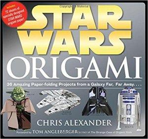 Book Star Wars Origami