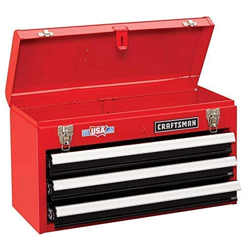 Craftsman Red Portable Toolbox
