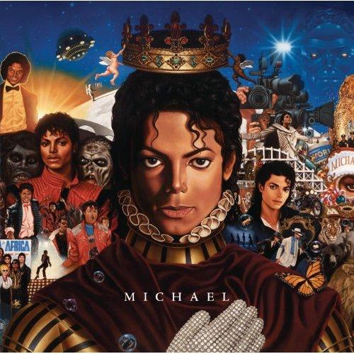 michael jackson michael album