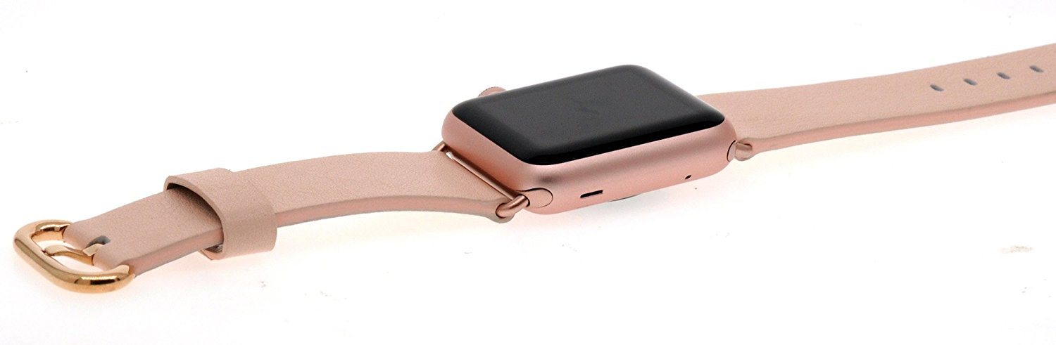 Apple Watch Rose gold band