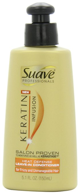 Suave Kertain leave-in conditioner