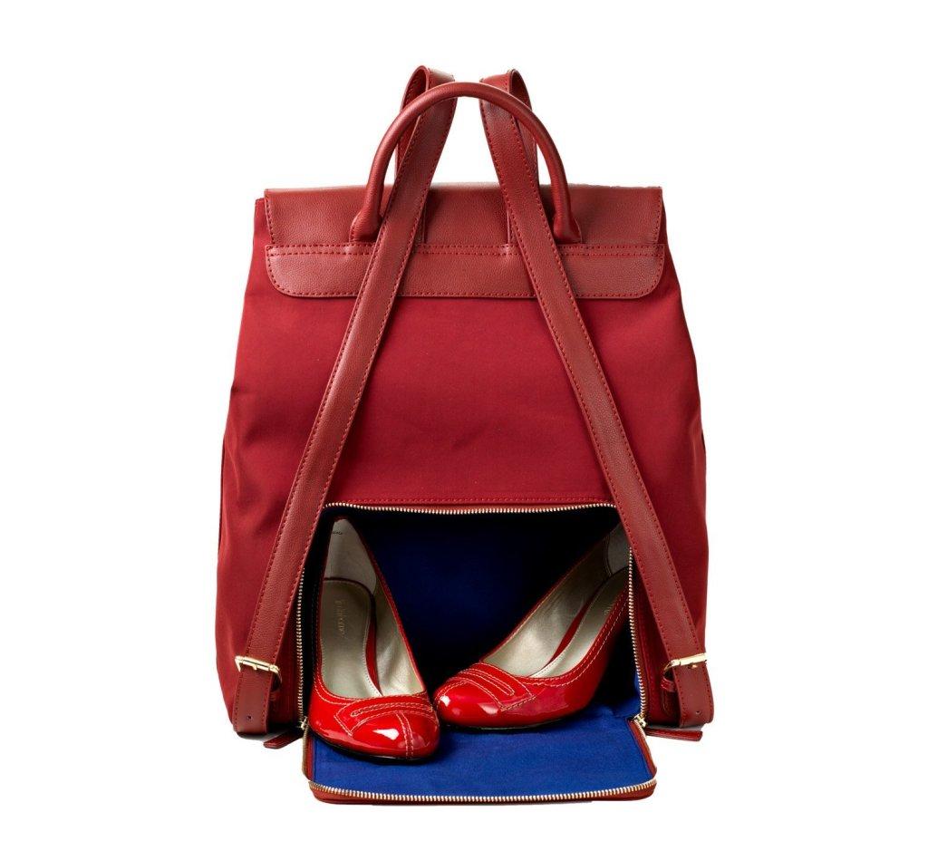 MinkeeBlue Shalae Backpack