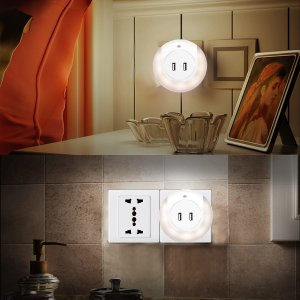 Outlet Night Light Ashbringer